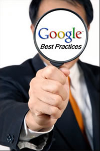 Best practices suggerite da Google