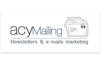 AcyMailing - Come fare Newsletter con Joomla