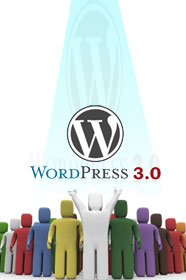 WordPress 3.0 RC3 nuova release